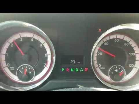 Dodge Grand Caravan Transmission Limp Mode