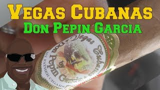 Vegas Cubanas by Don Pepin Garcia | My Father Cigar | Corojo Wrapper |  Nicaraguan  Estelí  Jalapa