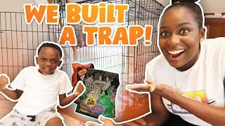 Shopping For TRAPS To TRAP Pumpkin Patch