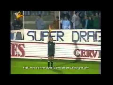 O maior roubo da história do futebol | FC Porto - Benfica 1994/95 from YouTube · Duration:  1 minutes 16 seconds