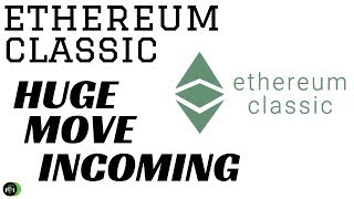 ETHEREUM CLASSIC HUGE MOVE INCOMING?