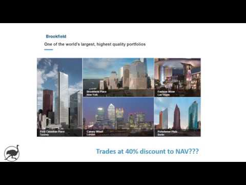 Why Brookfield Property Partners Trades At A 40% Discount To NAV ($BPY)