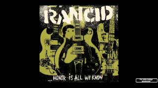 Rancid - Honor is all we Know (2014 All songs written and composed ...