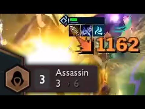 Assassin Khazix LvL 2 | Teamfight Tactics Gameplay [Deutsch][PBE]