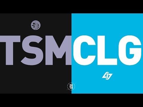 TSM vs. CLG Week 1 Match Highlights (Summer 2018)