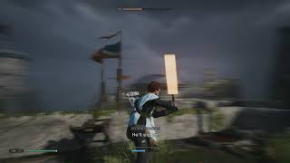 Star Wars Jedi: Fallen Order -  Chapter 2 Abandoned Village: 3 Separated, Guardian Outfit (2019)