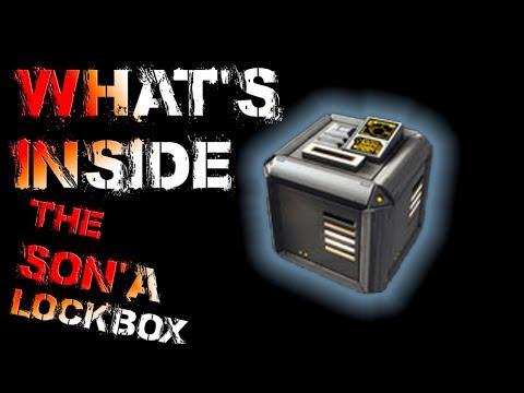 What's inside the Son'a Lock Box – Star Trek Online