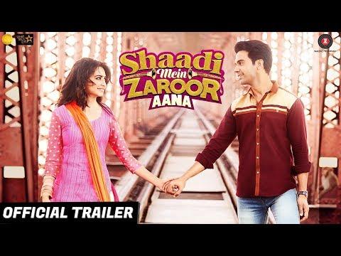 Shaadi Mein Zaroor Aana   Official Full online    Rajkummar Rao   Kriti Kharbanda