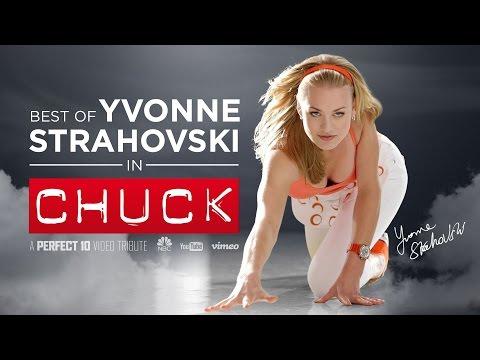 Yvonne Strahovski  Best of Chuck
