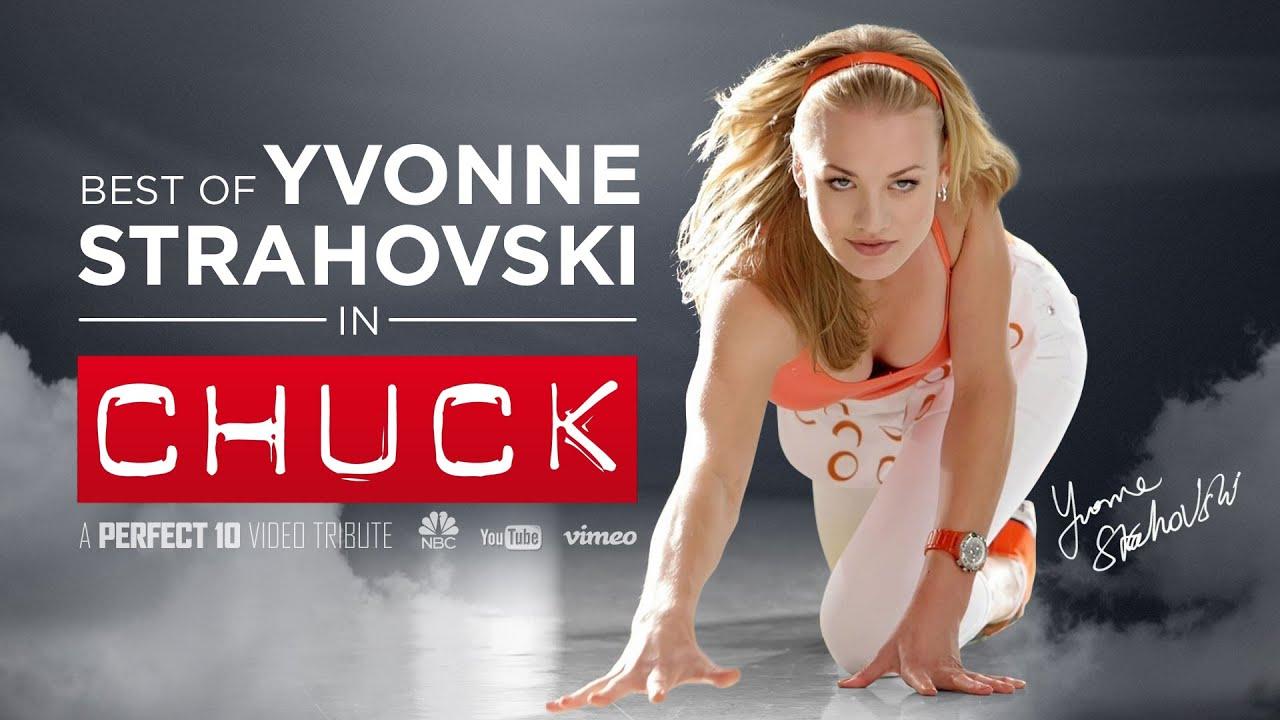 Yvonne Strahovski on Chuck: Both Romance and Heartbreak This ...