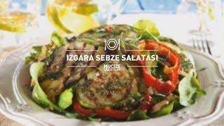 Izgara Sebze Salatası Tarifi #mucizelezzetler