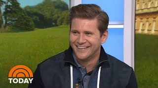 Allen Leech Dishes On The Anticipated 'Downton Abbey' Movie | TODAY
