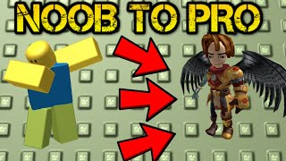 How To Make A Roblox Avatar/Character In 3 Minutes! - Noob To Pro - Free!