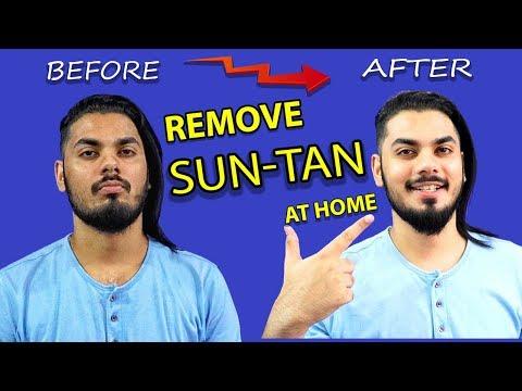 how-to-remove-sun-tan-naturally-at-home-hindi-|-asad-ansari