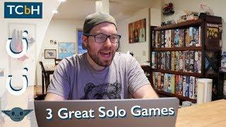 Cardboard Cutouts - 3 Great Solo Games