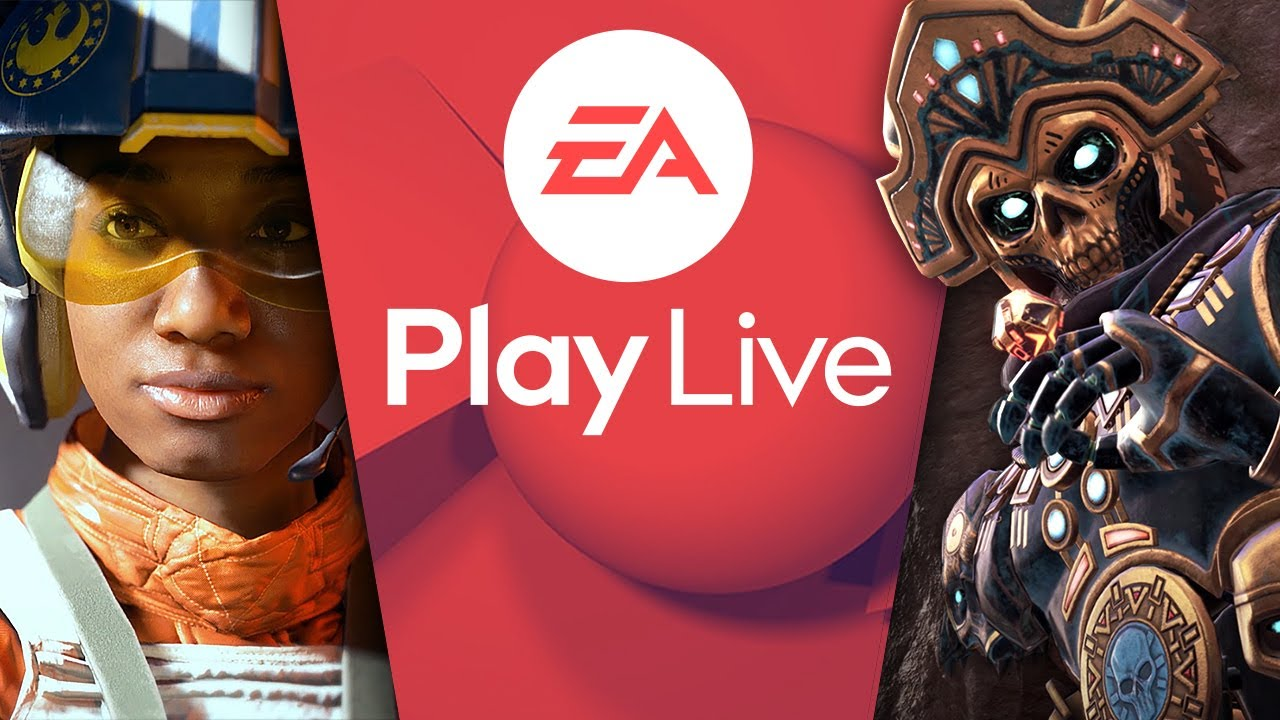 Download FULL EA Play Live 2020 Reveal Event