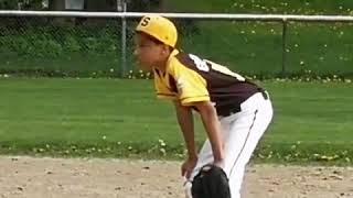 Isaiah baseball