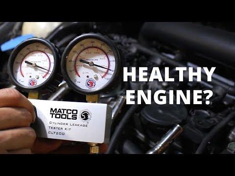 Engine Leak down Test - Mk5 / Mk6 Vw Jetta GLI & GTI 2.0T