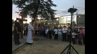 Via Crucis parroquial - video inicial marzo 2018