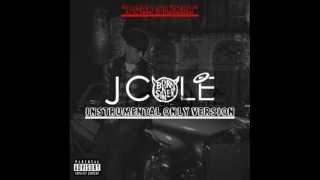 J Cole - Born Sinner (Instrumental WITH HOOK Studio Quality Version) 1080p