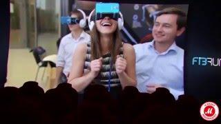 Шлем виртуальной реальности для смартфона Fibrum(, 2015-12-31T08:03:04.000Z)