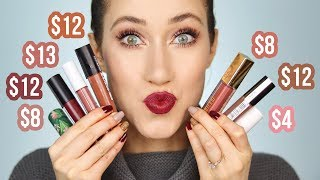 My Top 7 Drugstore Lipsticks for Fall 😍