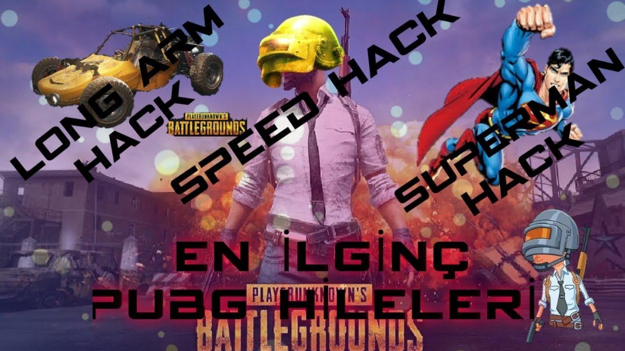 En İlginç Pubg Hileleri - Pubg Hile İle Oynayanlar Kamerada (Playerunknown's Battlegrounds)
