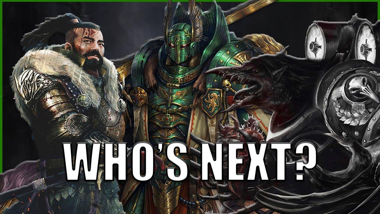 Which Loyalist Primarch Will Return Next? | Warhammer 40k Lore
