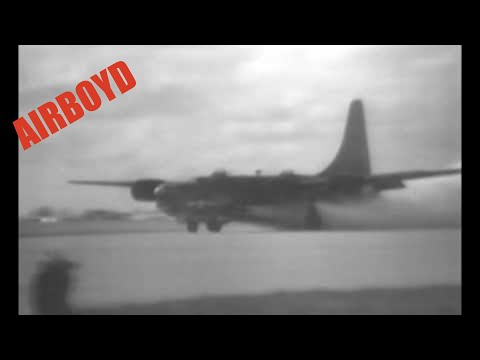 Jet Assisted Takeoff JATO 1947 All American Air Maneuvers Newsreel
