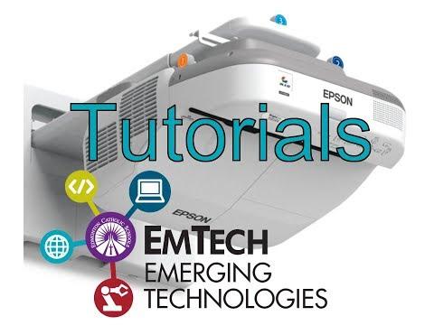 Interactive Epson Tools