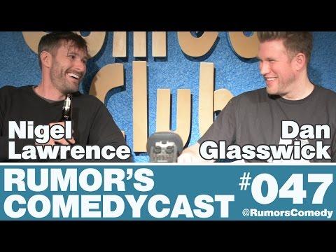 Rumors Comedy Cast - 047 Nigel Lawrence