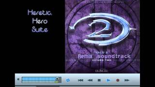 ♫ Halo 2-REMIX Heretic Hero (Extended)Suite [HD+HQ]