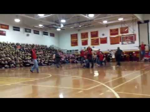 2015 Potter Cup- Haverford Middle School Men's Dance Crew