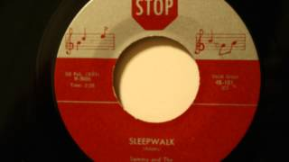 Sammy and The Del-Lards - Sleepwalk - Killer Boston Doo Wop Ballad