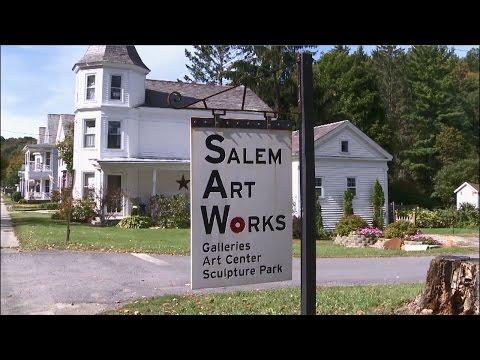 Salem Art Works | AHA! A House for Arts