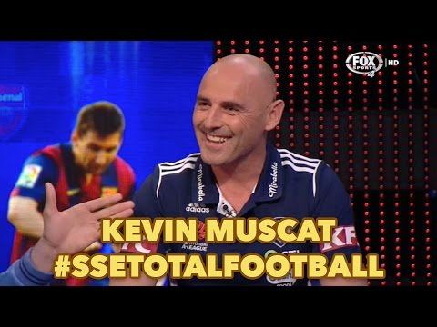 Kevin Muscat on Total Football