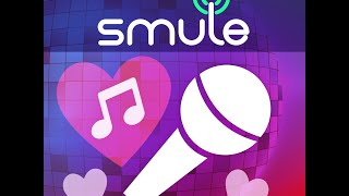 """Tutorial on the """"Sing! Karaoke"""" App (by Smule) - Whip Appeal Cover Part I & II"""