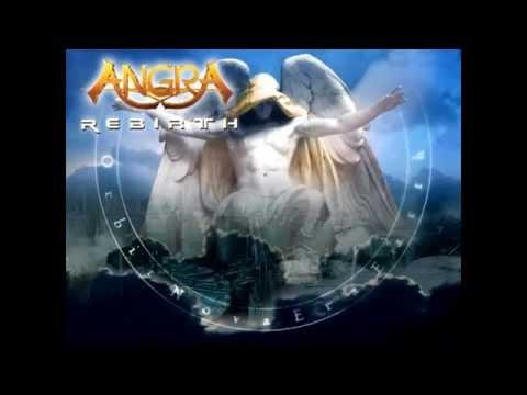 ANGRA / REBIRTH - Guitar Cover ( INSTRUMENTAL ) Dean Guitars