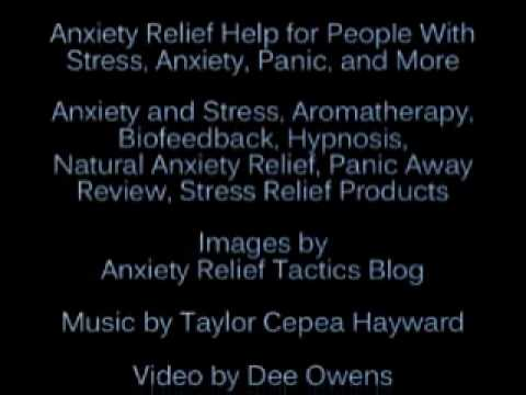Anxiety Relief Tactics Blog wmv