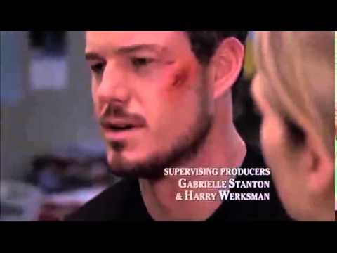 Mark Sloan's First  On Grey's Anatomy