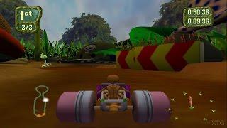 Antz Extreme Racing PS2 Gameplay HD (PCSX2)