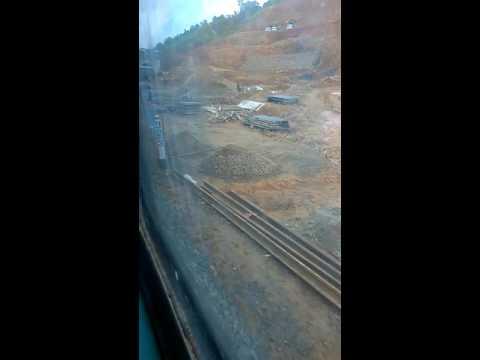 SILCHAR LUMDING BG TRAIN