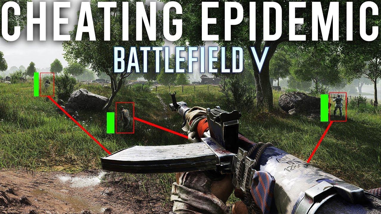 Betrugsepidemie Battlefield V + video