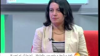 Nyaz Kirkuki & Awaz Jabari NRT TV interview - part 1