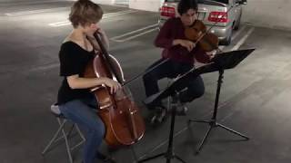 Game of Thrones for Viola and Cello (LIVE)