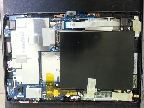 Acer Iconia Disassembly