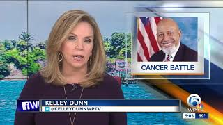 Congressman Alcee Hastings announces he is battling pancreatic cancer