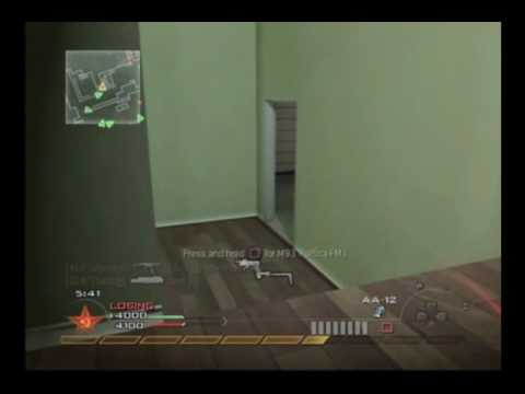 Call of Duty Modern Warfare 2: Bailout TDM (Gameplay and Commentary) |