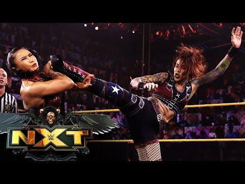 Mercedes Martinez fights off Xia Li: WWE NXT, June 8, 2021