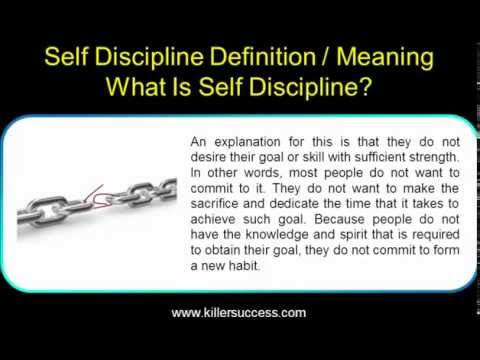 definition of self This was a great place for true self-evaluation and would allow us the growth opportunity we all needed in life.